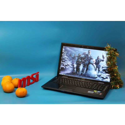 Игровой MSI на i5/GeForce