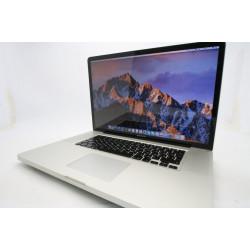 Macbook  MacBook Pro 17 A1297